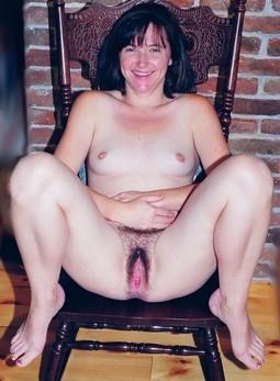Mature hairy milfs women