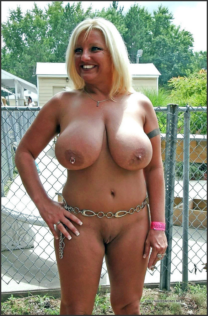 nudists photo Mature