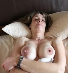 Granny nude busty Homemade