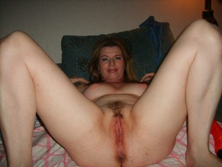 Milf home naked at