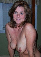 Nude fifty year old tits seems me