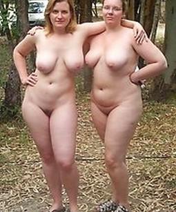 Just naked mature women