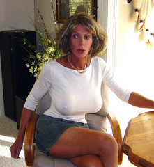 Middle aged big boobs in blouses Boobs Mature Blouse Niche Top Mature